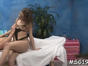 Hot redhead with butt takes dick in mouth gets fingered