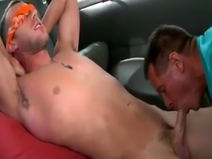 Straight men seduced by gay playfellows porn movies Gay Zen State