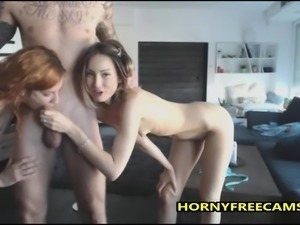 Threesome With My BFF And Her Boyfriend