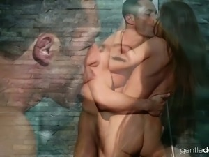 Sophie Lynx is a lusty minx and she really likes fucking in the shower
