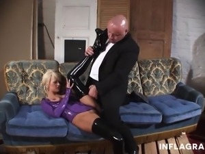 Young Blonde German Sex Slave