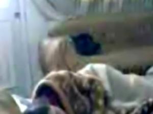 Arab chick banged by horny friend