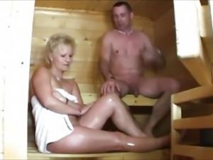 geiler saunafick