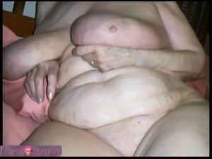 Mature granny loves cum compilation