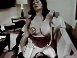 Horny Mature Threesome Loves Oral (1960s Vintage)