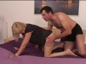 Hot compilation of naughty GRANNIES fucking!