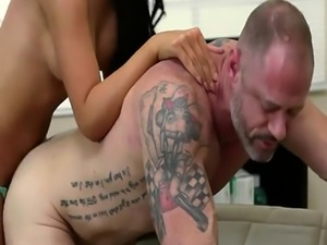 Ladyboy Chanel fucks her customers ass from behind in doggystyle