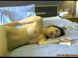 Amazing Flexible Asian Girl Fucking