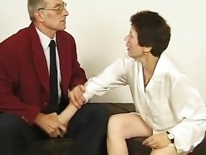 Older Couple Shows How It's Done