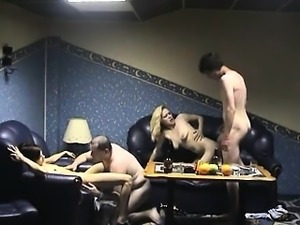Pretty amateur brunette girlfriend tries out anal sex on cam