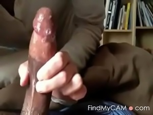 Slutty does deepthroats cock