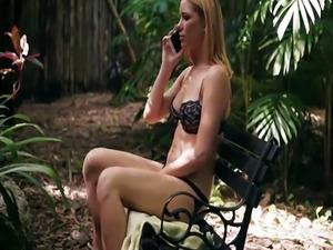 Rough piss and bondage star xxx Raylin Ann is a sexy  warm ash-blonde