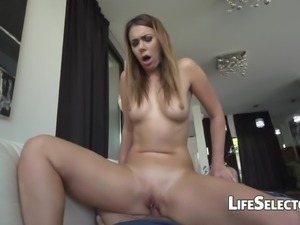 Ani Black Fox loves swallowing huge loads of cum. Check out this video to see...