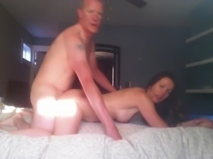 LONELY HOUSE WIFE MILF GETS FUCKED HARD