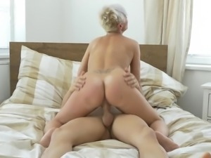 granny can still grip and ride