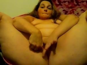 Mature bbw on cam
