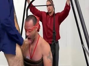 Sleeping nude straight gay Teamwork makes desires come true