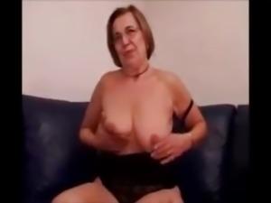 Hot Mamma - Blowjob and cumshot