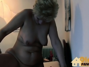 Threesome blowjob and toys