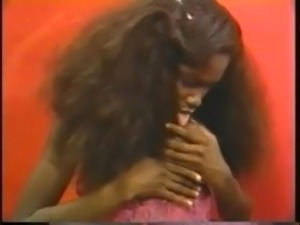 Vintage ebony JOI