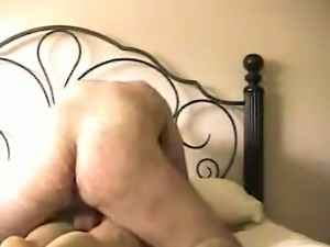 My sluttishly looking chick allowed me to penetrate her butt hole