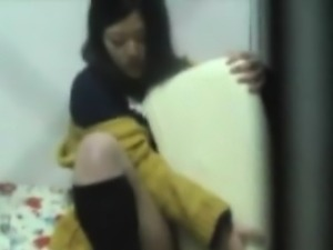 Asian teen amateur chick hard pussy drilled