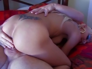 Blonde Ris Dar loving her anal getting pounded hardcore