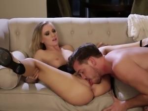 Bailey Brooke looks like a million bucks and her fine pussy tastes divine