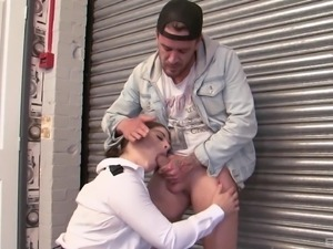 Lucia Love is a horny policewoman ready to be ravished