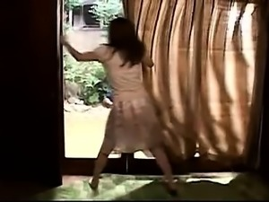 Japanese dykes lick hairy holes