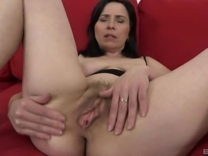 Marika Shine is a cock craving mature woman ready for a BBC
