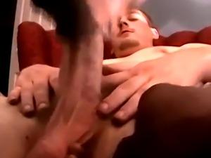 Naked boys masturbation gay All 3 get a taste of stiff and torrid cock