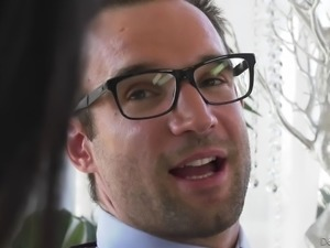 My mom married this white man, and things have been great for us since we've...