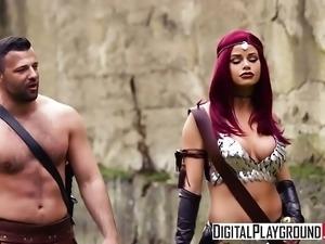DigitalPlayground - Red Maiden a DP Parody with Jessa Rhodes