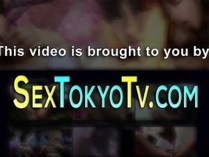 Japanese lesbian toying