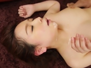 Cute An Sasakura loves long fuck sessions with her new boyfriend