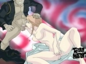 Hentai bondage and some really crazy XXX scenes with super busty girls