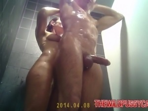 Hidden Cam Sex with Hot MIL