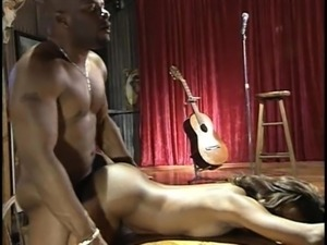 Sexy Chloe juicy pussy getting logged hardcore doggystyle
