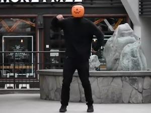 pumkin dance