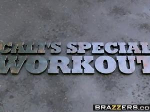 Brazzers - Big Tits In Sports - Cali Carter a