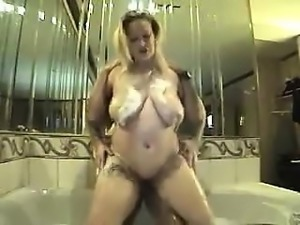 Chubby wife Loves her cuckolding