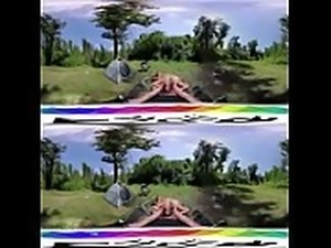 [HOLIVR 3D 360VR] Busty Hot Blode Fucked and Jizzed Outdoor WWW.HOLIVR.COM