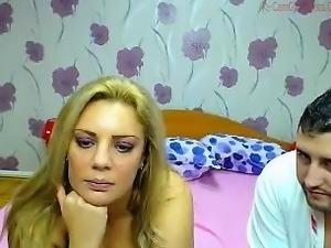 Big natural boobs woman sucking banana live webcam