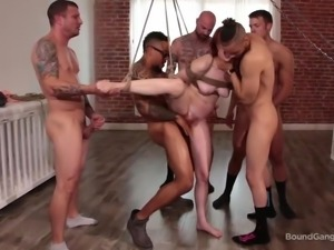 alex harper in wild bdsm orgy