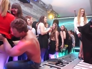 Stunning chick Alexis Crystal has a blast during a sex party