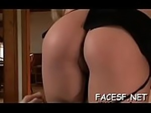Sexy girl gets her snatch licked