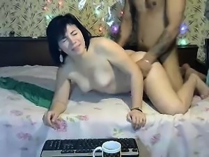 Amateur s first webcam blowjob video amp swallows