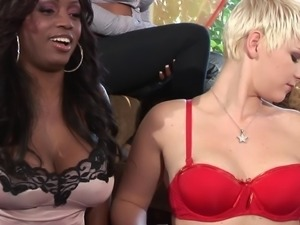 Jada Fire likes the feel of black dicks more than anything