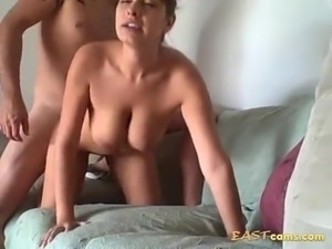 Indian actress gets hardcore fucked in western style and shout out